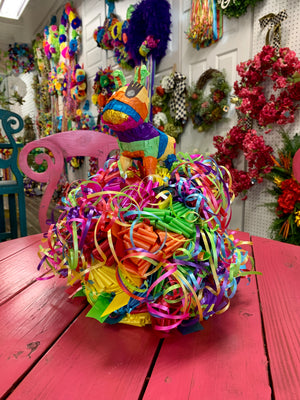 Fabulous Fiesta Centerpiece - Bonnie Harms Designs