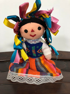 Fiesta Mexican Dolls