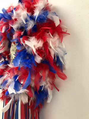 Feathered 4th of July - Bonnie Harms Designs