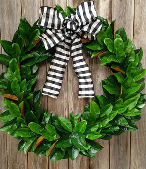 Magnolia Wreath -  Bonnie Harms Designs