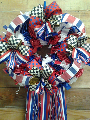 American Pride Wreath
