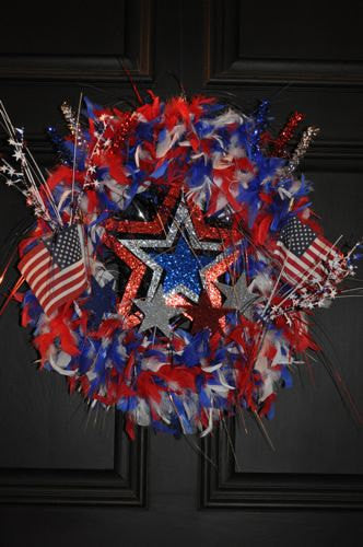 All American Wreath