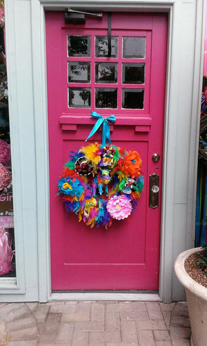 Fabulous Fiesta! Wreath