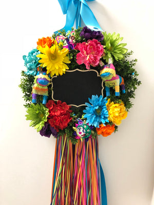 Celebration Wreath - Bonnie Harms Designs