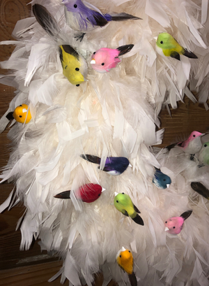 Birds of a Feather Wreath - Bonnie Harms Designs