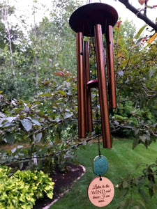 "After Loss Memorial 28"" Wind Chime - Best Seller"