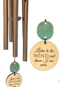 28 inch Memorial Wind Chime Chimes after loss of child Best Seller Gift In Memory of Loved one Child B