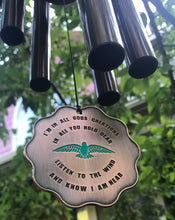 NEW**Ready to ship Memorial Sympathy Wind Chime Gift After Loss Wind Chime Loved One In Memory of Baby or Adult