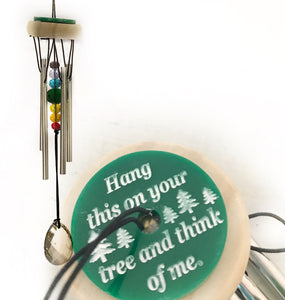 """365 days a year"" Memorial Ornament by Weathered Raindrop"