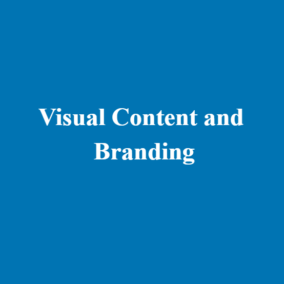 Visual content and branding