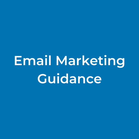 Email Marketing Guidance