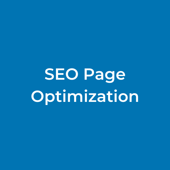 SEO Page Optimization (05 Pages)