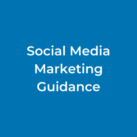 Social Media Marketing Guidance