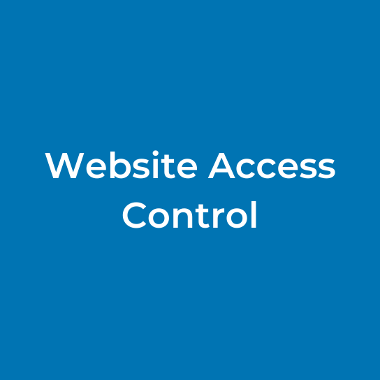 Website Access Control