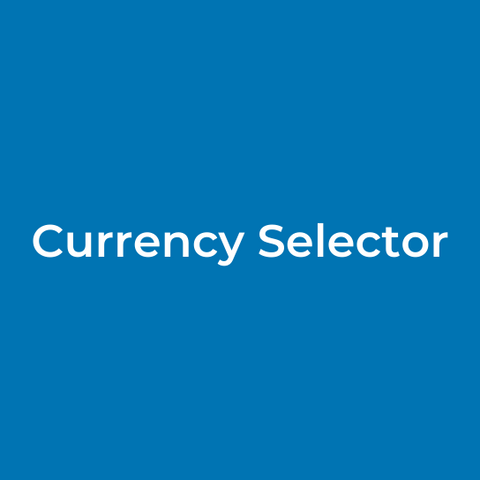 Currency Selector