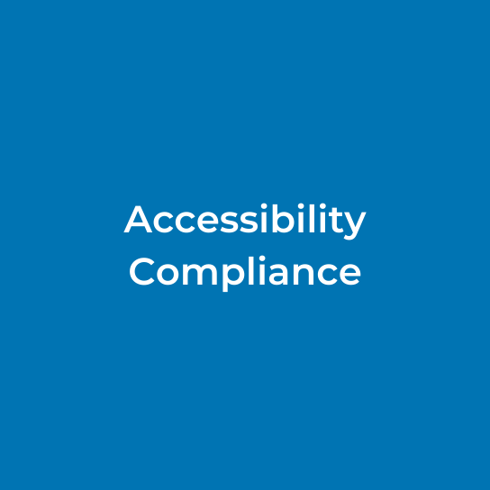 Accessibility Compliance