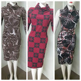 Winter's Collection dresses - SEPETEMBER