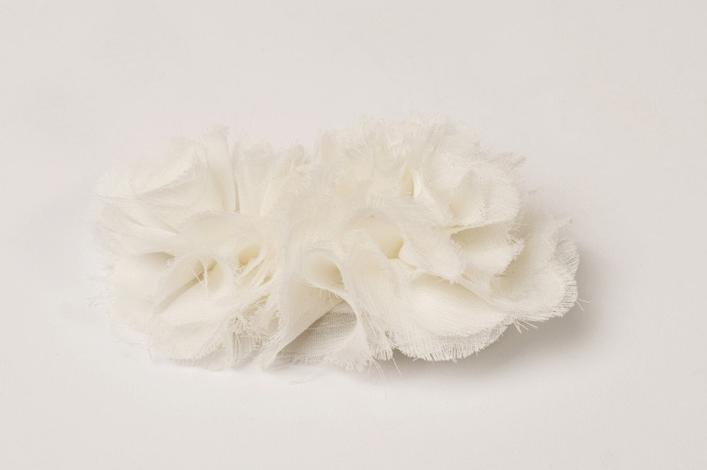 White flower hair clip for girls the magnolia hair clip mums white flower hair clip for girls the magnolia mightylinksfo