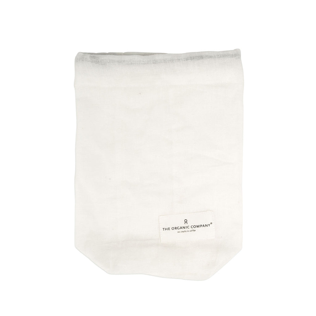 Food Bag - White