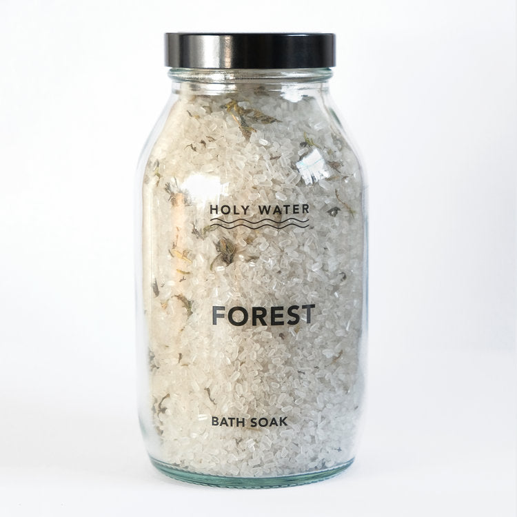 Holy Water Apothercary Bath Soak - Forest