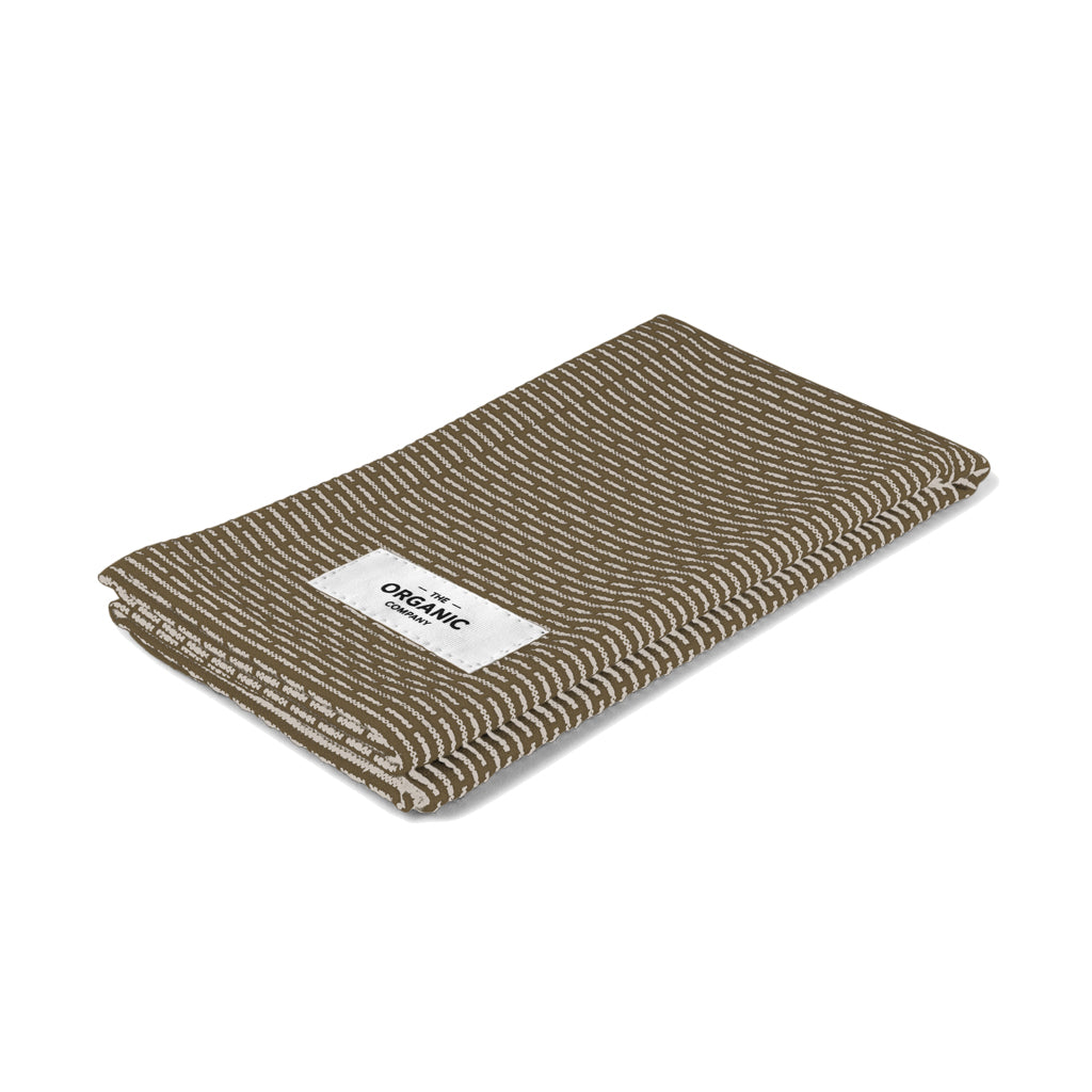 Kitchen & Wash Cloth - Khaki/Stone