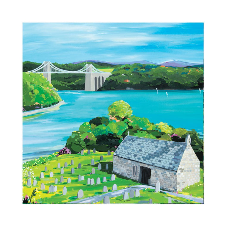 Church Island Card