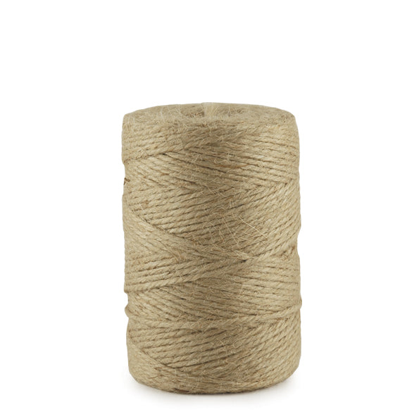 Jute String Spool - Natural