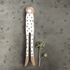 Wooden Peg People - Rosie