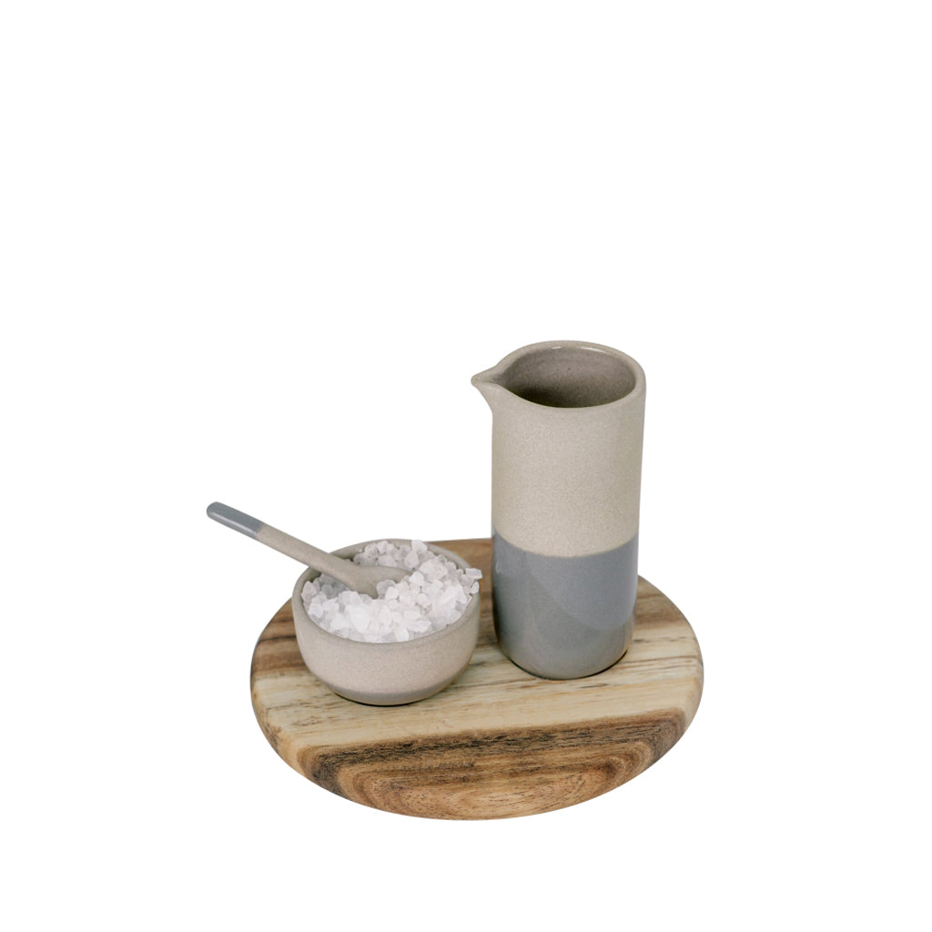 Mini Oil & Salt Pot