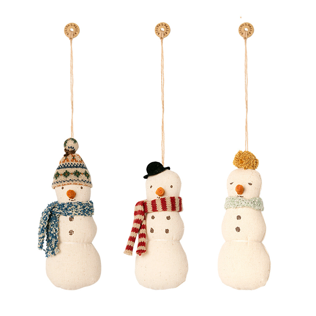 Hanging Ornament - Snowman