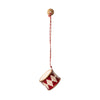 Hanging Metal Ornament - Red Drum