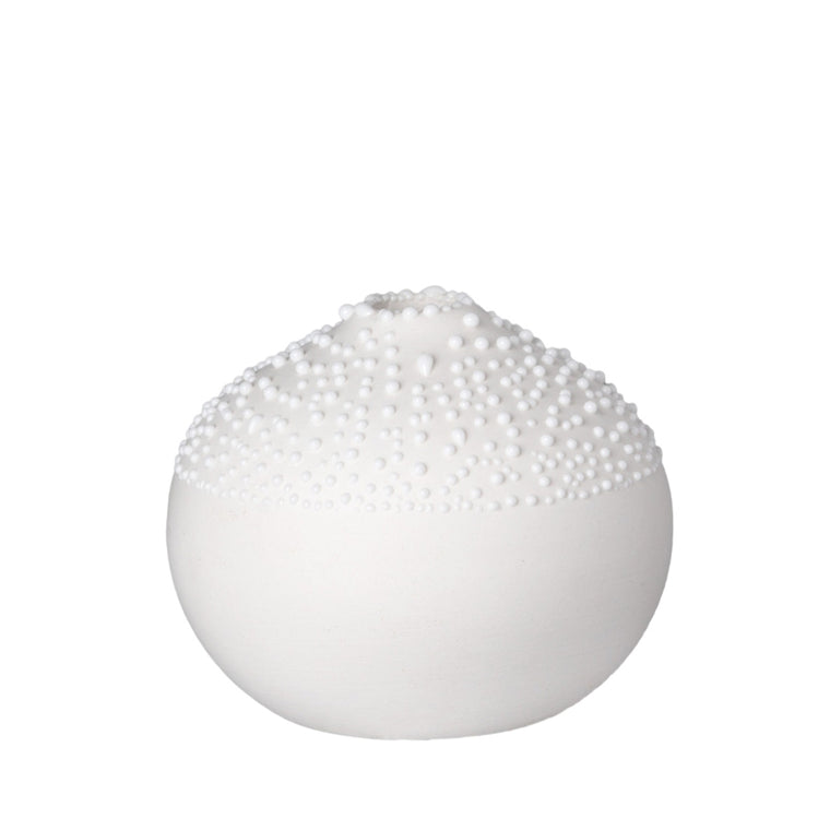 Pearl Vase - White Extra Small