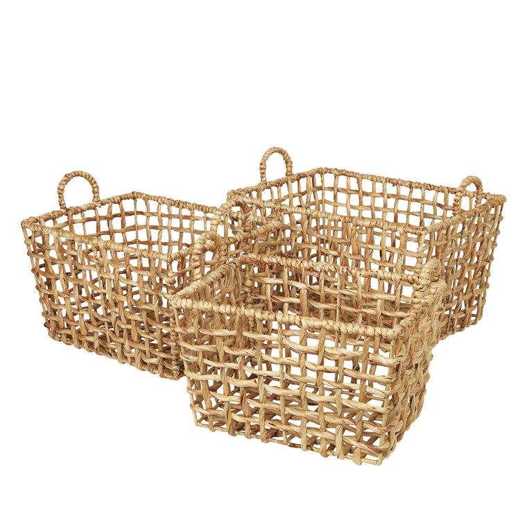 Emmely Sea Grass Baskets