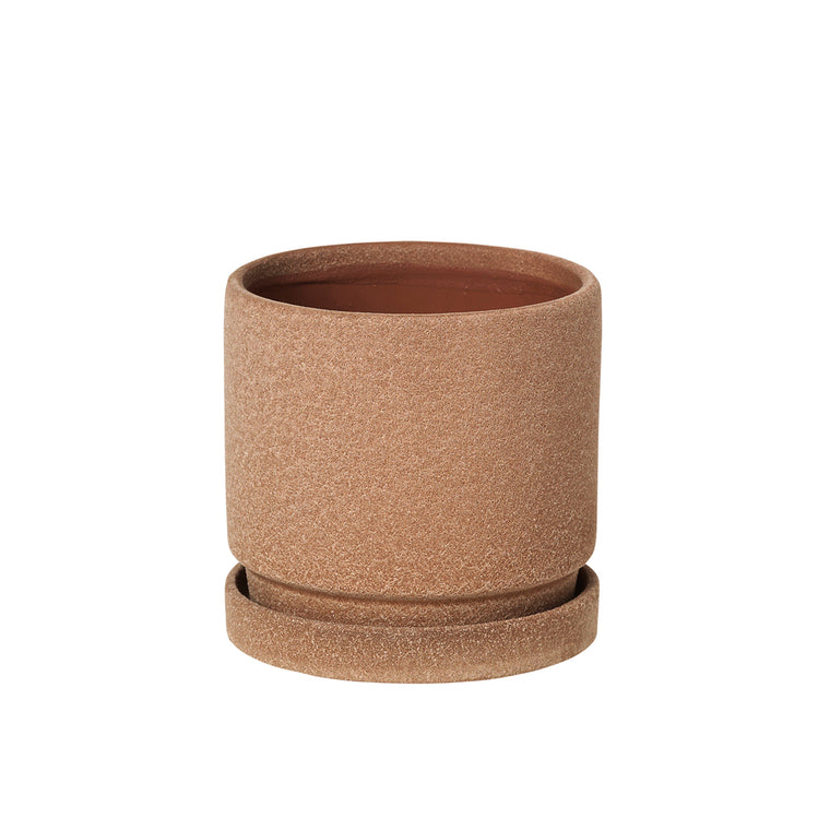 Broste Polaris Pot - Camel