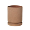 Polaris Large Flowerpot - Camel