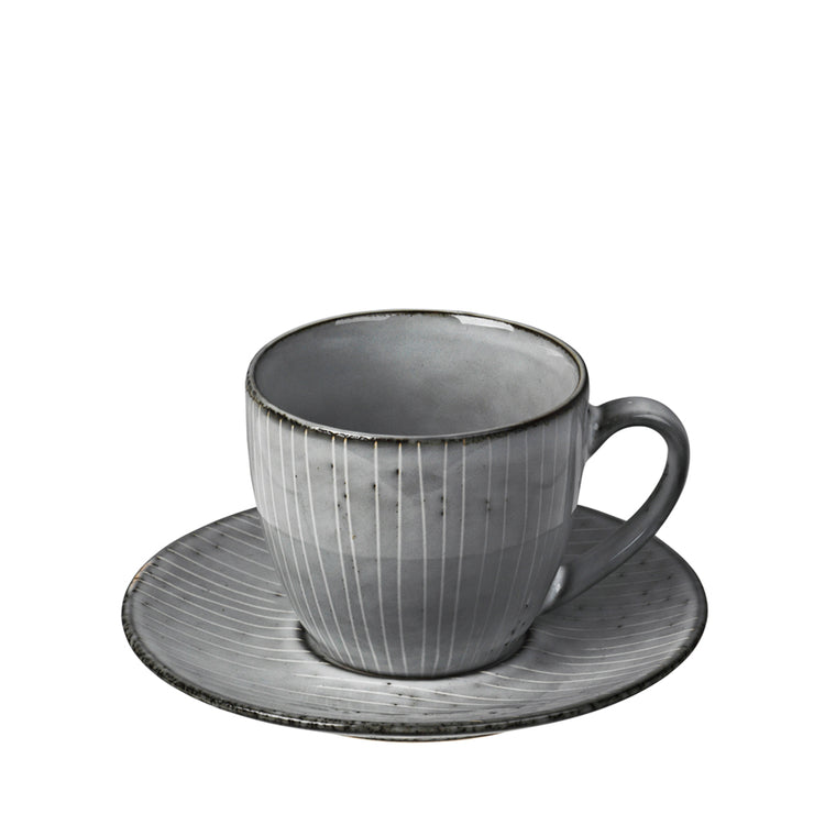 Nordic Sea - Cup with Saucer