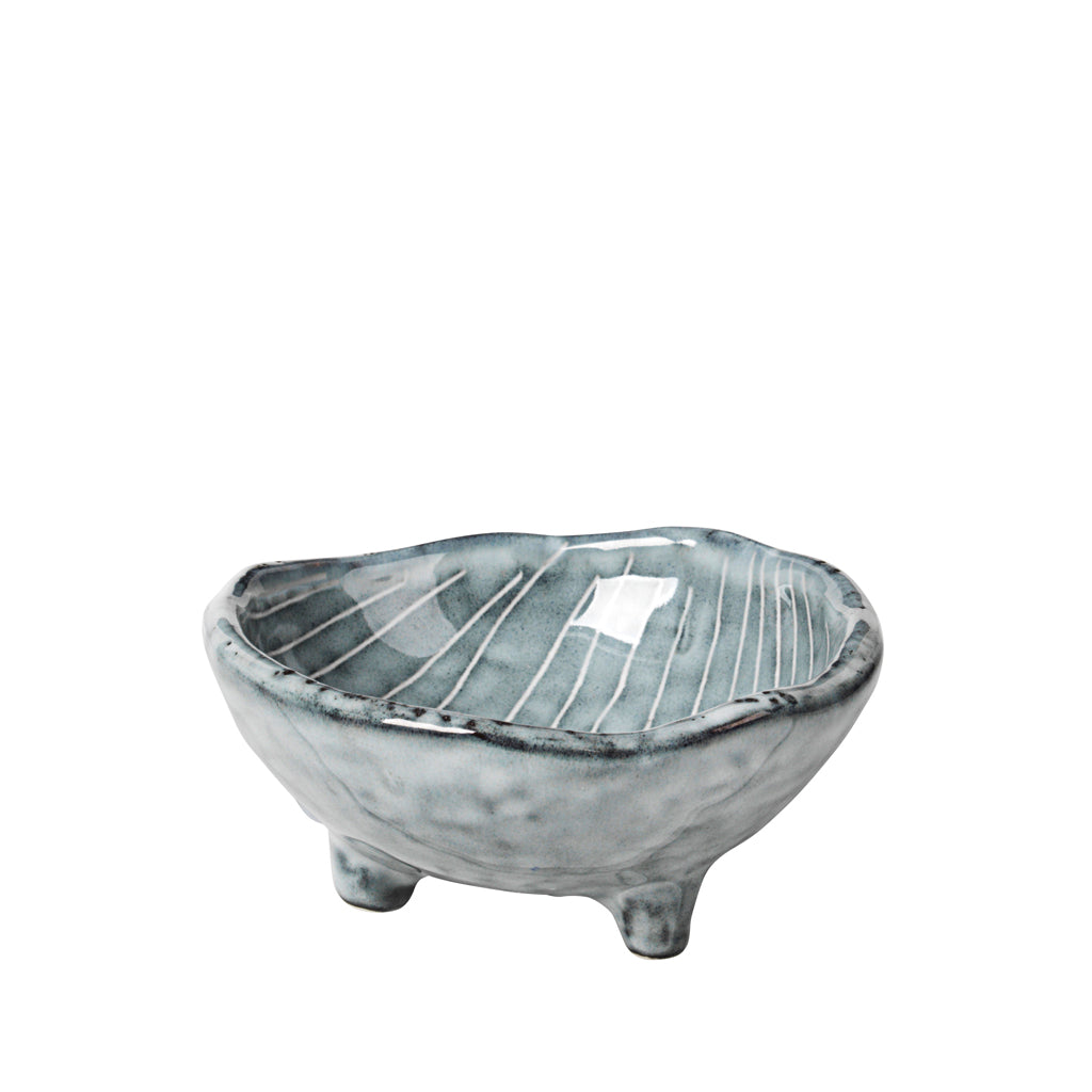 Broste - Nordic Sea Small Bowl with Feet