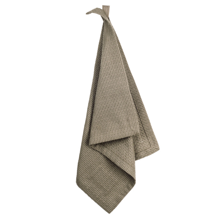 Kitchen & Wash Cloth - Clay