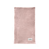 Big Waffle Kitchen and Wash Cloth - Pale Rose
