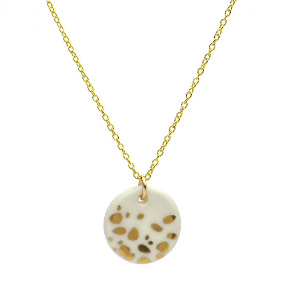 Gold Haze Necklace