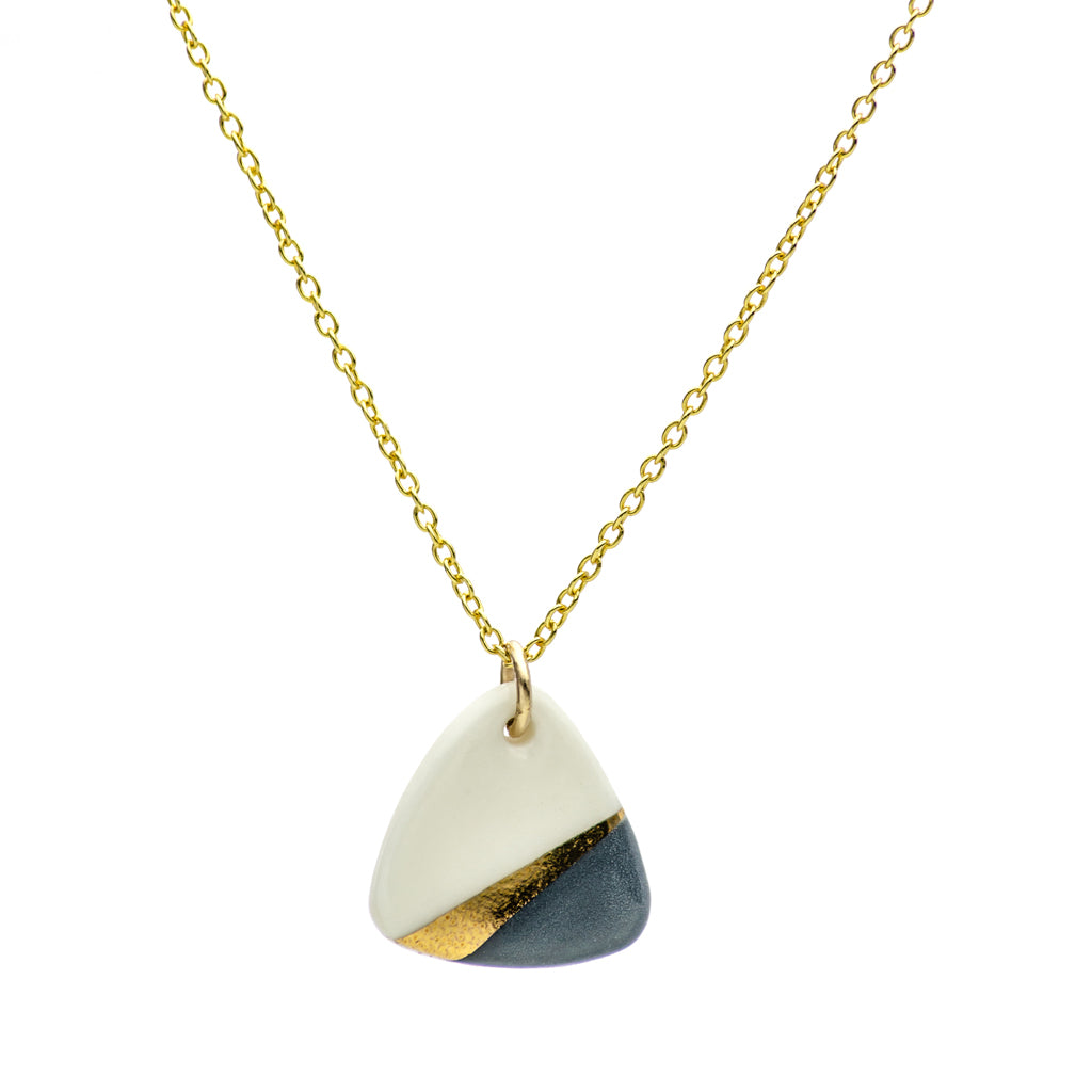 Gold Ray Necklace