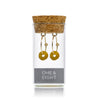 Gold Tolvan Earrings