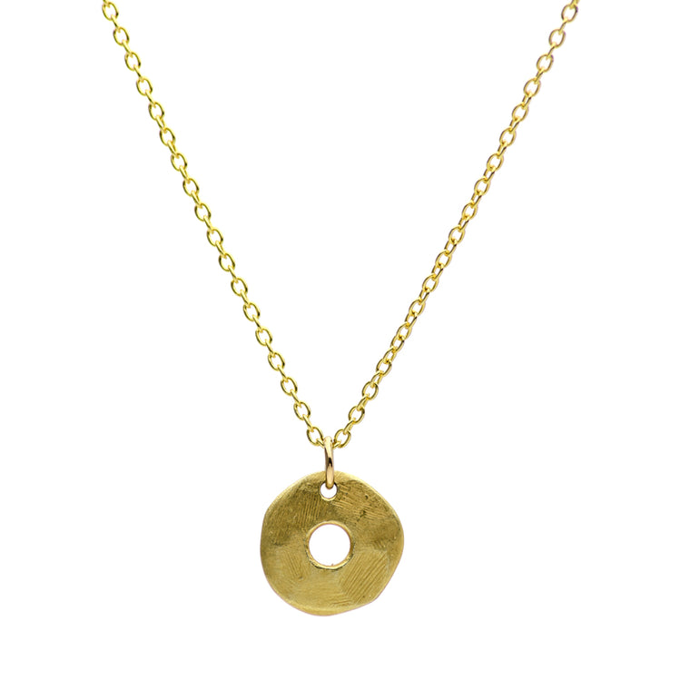 Gold Tolvan Necklace