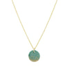 Sage Mist Gold Necklace