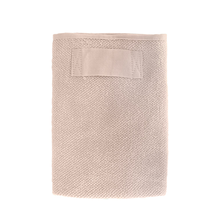 Everyday Terry Hand Towel - Pale rose