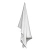 The Organic Company Big Waffle Towel & Blanket - White