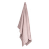 The Organic Company Big Waffle Towel & blanket - Pale Rose