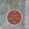 Gift Tags - Merry Christmas