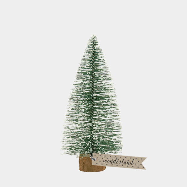 Bottle Brush Christmas Tree - Large