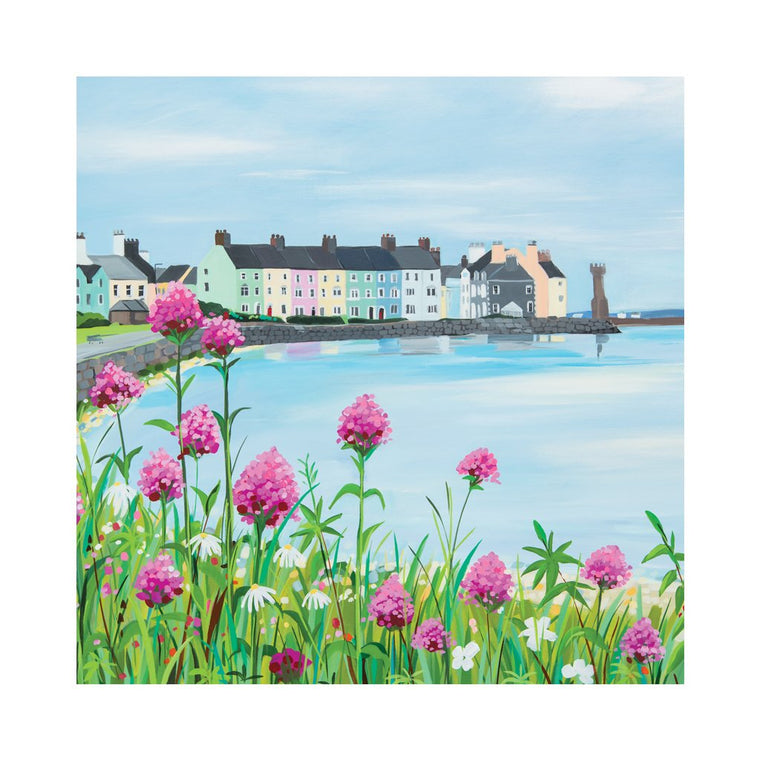 Beaumaris Pinks Card